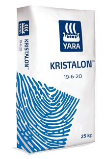 KRISTALON 19-6-20 BLUE LABEL